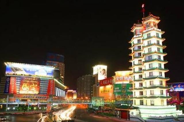 一季度郑州这项数据在中部六省省会城市中增速居首位