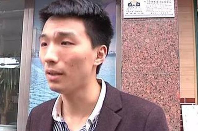 小伙打了2万元彩票不付钱 郑州彩票店老板全城急寻人