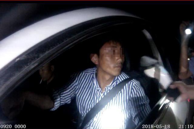 中牟一司机昨日醉驾还未判 今日醉驾又成囚