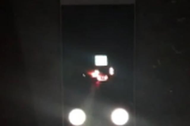 朋友圈未发出人已死 河南司机最后4秒死亡视频曝光