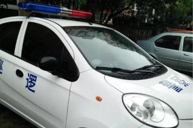 漯河警车经常接送学生被举报? 车主这样说