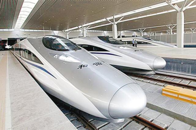 郑万高铁河南段7座站房已开建