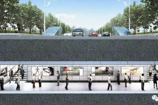郑州二七商圈开始改造 未来是这个样子 绝对高大上