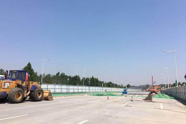 70分钟沿四环绕郑州城区一周 明年6月就能实现