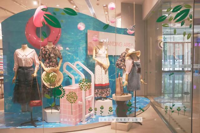 618剁手攻略 | 郑州这家商场开启潮fun年中庆!