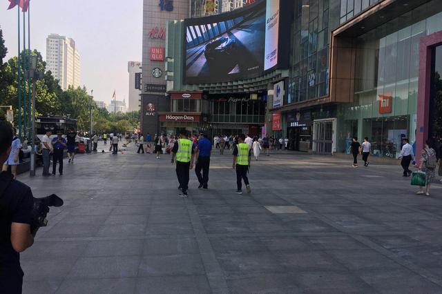 郑州严查广场促销和幼儿园擅自占用公共区域行为