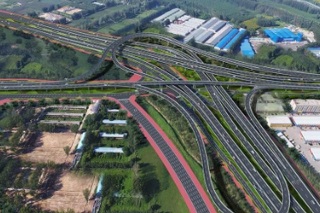 郑州四环时代来了 全长93公里明年6月底高架主线通车