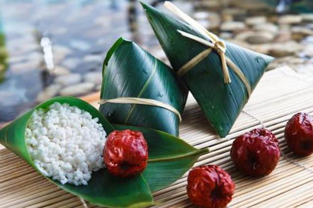 端午临近 河南食药监局:粽叶过于鲜艳的粽子要慎买