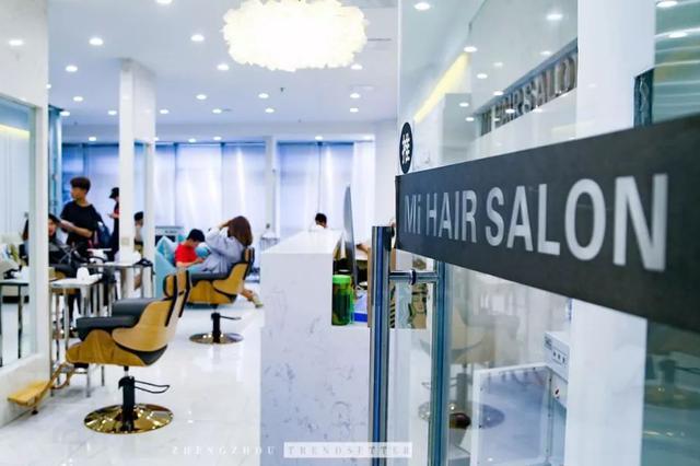 任性!郑州第一家24小时营业美发店!网红大咖都在这里做发型