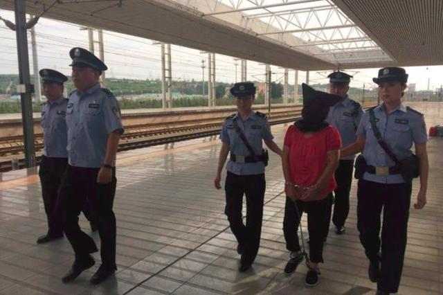 女子砍死丈夫潜逃16年 警方跑遍大半个中国将其抓回