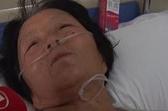 郑州一出租车司机撞伤环卫工 接下来的举动让人气愤