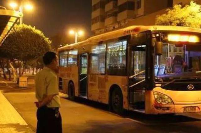 郑州航空港区首开夜班公交车 去机场航站楼更方便