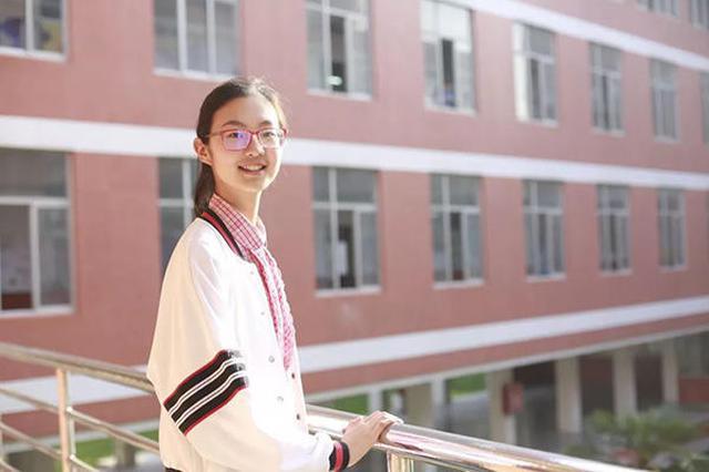 河南女生获清华保送生测试全国第一:从不上课外补习班