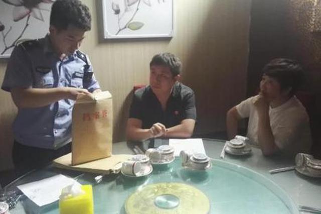 郑州执行干警赴开封腾房 意外抓到另一名被执行人