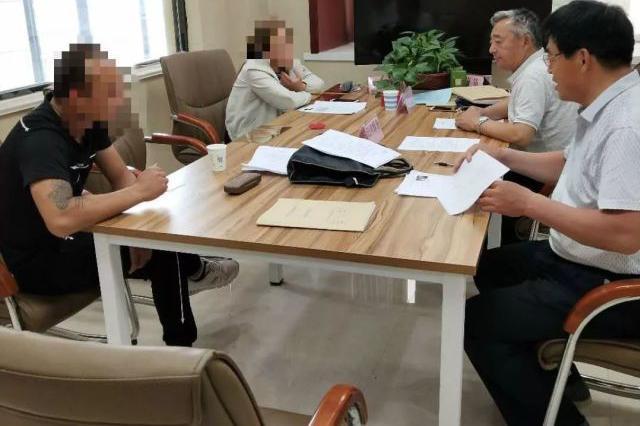 濮阳男子频频网上聊天被妻子发现 双方闹上法庭要离婚