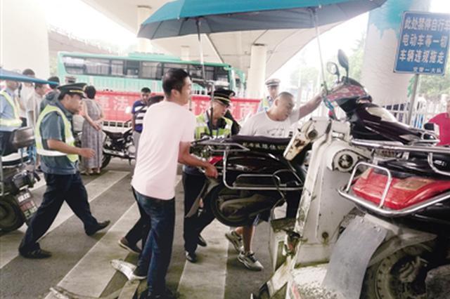 郑州发布加强电动三轮车管理的通告 禁止非法营运