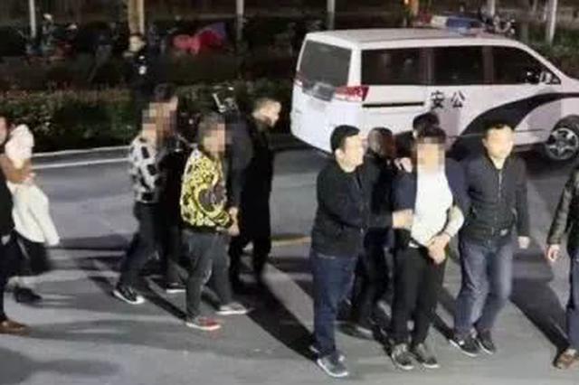 """河南警方破获特大案件 53名""""扶贫群主""""被抓"""