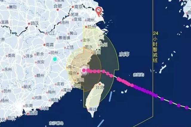 14级超强台风来了 河南迎暴雨 郑州部分高铁航班停运