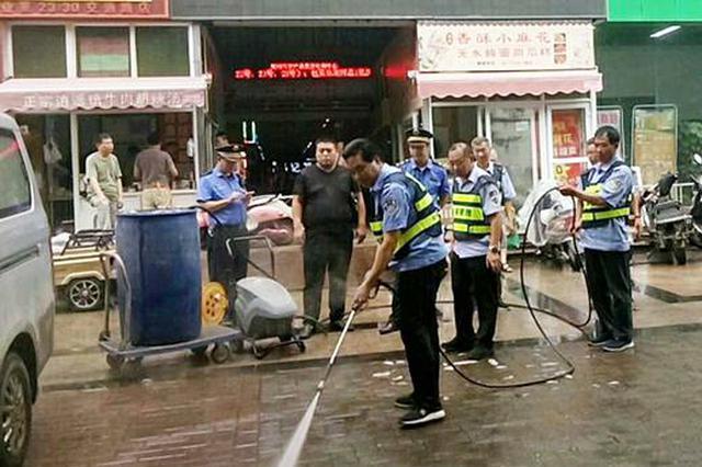 """郑州沿街商户注意了 乱排""""餐厨废弃物""""最高罚款5万"""