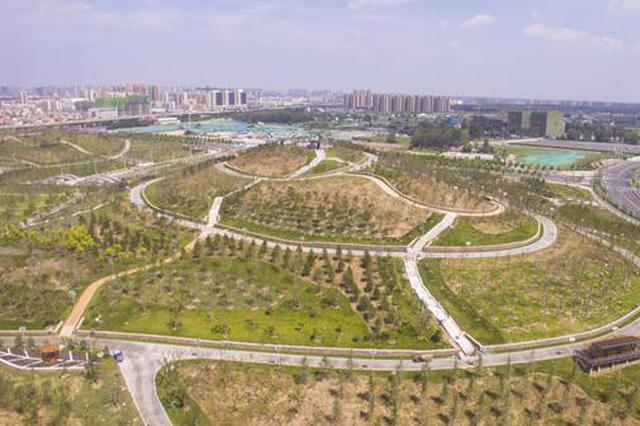 郑州三大森林公园即将开工建设