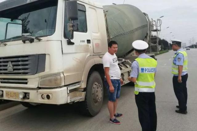 郑州处罚违规渣土车922辆 督促整改工地问题79处