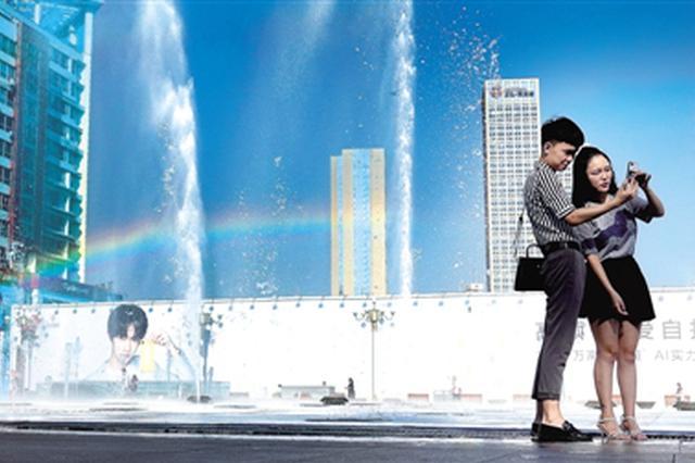 郑州持续高温多人中暑 未来3天河南将出现40℃高温