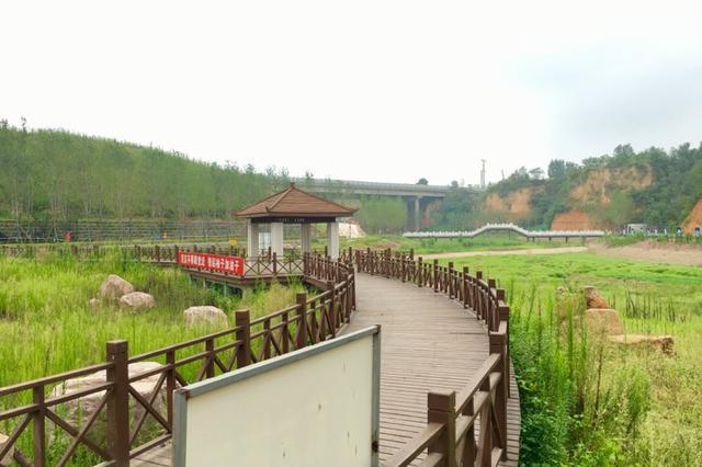 高颜值!郑州贾鲁河综合治理蓝线工程初具规模