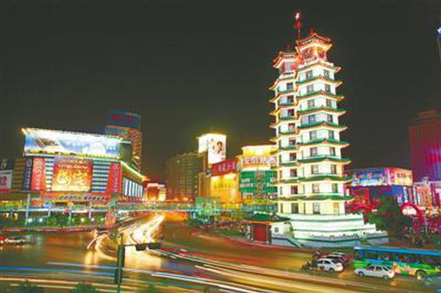 """""""大郑县""""蝶变""""郑中心"""" 郑州城市发展速度"""