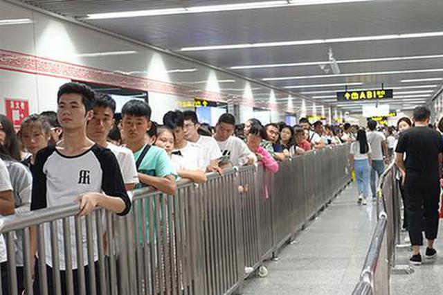 郑州地铁客流破7亿 咋避峰坐车官方分析出炉