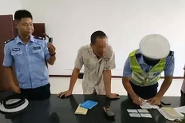 车辆逾期未年检 洛阳交警拦截查获司机竟然醉驾
