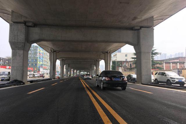 好消息!郑州农业路又开通新一段地面道路