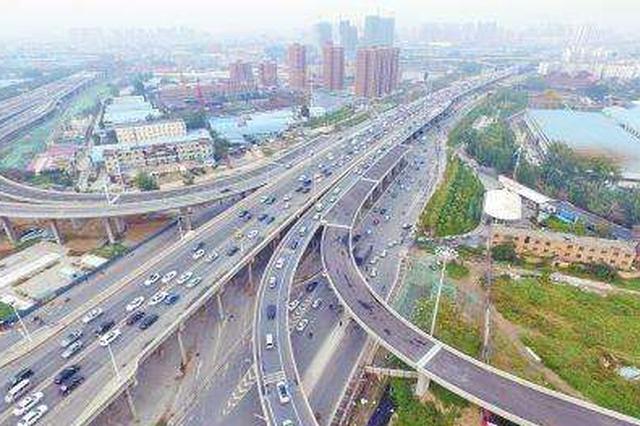 注意绕行!郑州京广快速路部分匝道近期将封闭施工