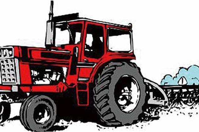 开封一农民买台拖拉机 4年未领到补贴