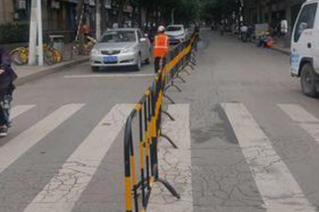 注意绕行!郑州西站北街开始大修 工期60天