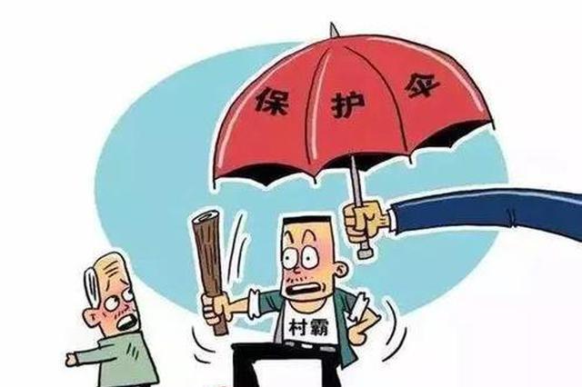 """河南省彻查黑恶势力""""保护伞"""" 多名公安局长被查"""