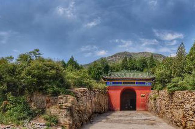 """组图:深藏在具茨山中的周定王墓被牛给""""蹬""""出来了"""