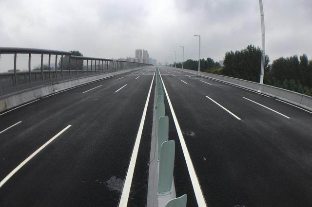 郑州北三环东延高架桥今天开通 向东直达东四环