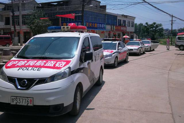 """河南警方重拳出击 92名恶名在外的""""飞天大盗""""落网"""
