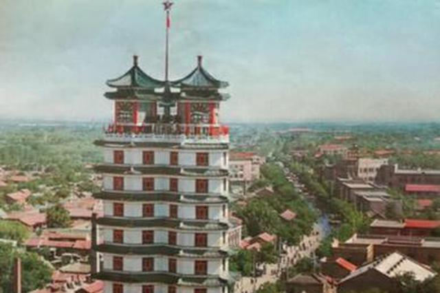 """老郑州收集千件""""二七塔""""藏品:这里是郑州心跳的地方"""