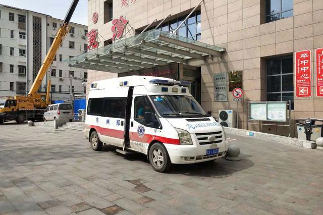 国庆长假郑州120共救治1989人次 派车2185次