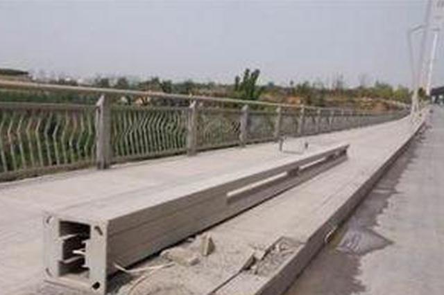 好消息!中牟广惠街跨贾鲁河大桥改造通车