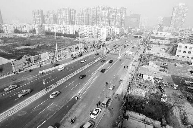 注意!郑州京广快速路部分路段13日至17日夜间封闭