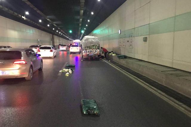 郑州北三环东延隧道极易发生事故 车速过快是主因