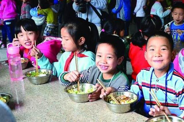 河南启动贫困学生营养状况评估 28个县纳入监测试点