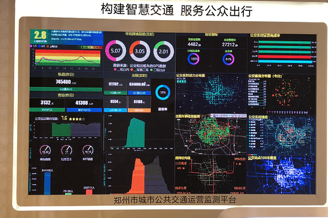 2020年河南将建成交通运输信息化智能化应用系统