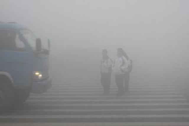 新一轮污染来袭 河南启动重污染天气应急管控核查工作