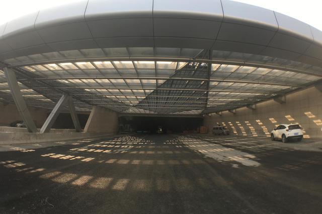 郑州东三环隧道月底开通 三环道路将完成快速化建设