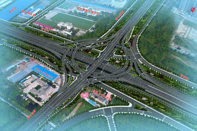 郑州四环线及大河路快速化工程明年6月底前建成通车
