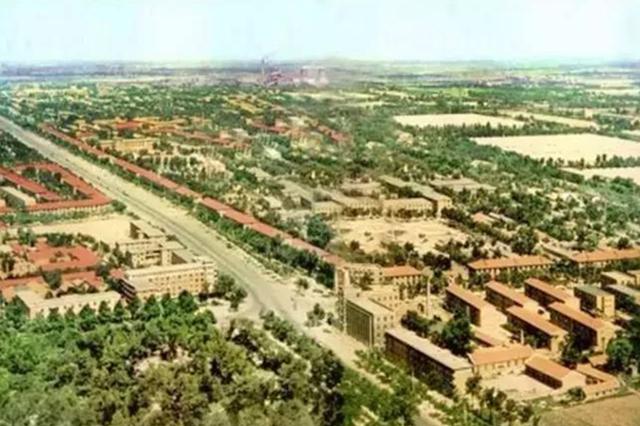 """当年骑单车环游郑州仅50分钟 燕庄是城市的""""尽头"""""""