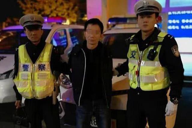 赞!不出6个小时 郑州交警一大队连续查获2名逃犯